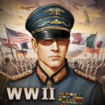 World Conqueror 3  – WW2  Strategy game  (MOD, Unlimited Money) 1.2.36