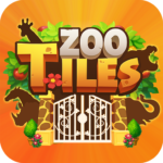Zoo Tiles:Animal Park Planner  (MOD, Unlimited Money) 2.21.5038