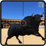 Angry Bull Attack Shooting 802.5 (MOD, Unlimited Money)