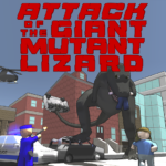 Attack of the Giant Mutant Lizard 1.1.2 (MOD, Unlimited Money)