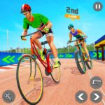 BMX Bicycle Rider – PvP Race: Cycle racing games 1.1.0 (MOD, Unlimited Money)