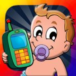 Baby Phone Game for Kids Free – Cute Animals 28.0 (MOD, Unlimited Money)
