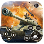Battle of Tank games: Offline War Machines Games 1.7.0.1 (MOD, Unlimited Money)