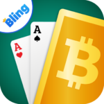 Bitcoin Solitaire – Get Real Free Bitcoin! 2.0.35 (MOD, Unlimited Money)