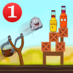 Bottle Shooting 2021 New Game 2021- Games 2021 2.3  (MOD, Unlimited Money)