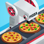 Cake Pizza Factory Tycoon: Kitchen Cooking Game 3.9 (MOD, Unlimited Money)