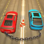 Chained Car Racing Games 3D 3.0 (MOD, Unlimited Money)