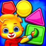 Colors & Shapes – Kids Learn Color and Shape 1.3.3  (MOD, Unlimited Money)