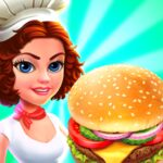 Cooking Cafe – Restaurant Star : Chef Tycoon 4.0 (MOD, Unlimited Money)