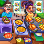 Cooking Express : Food Fever Cooking Chef Games 2.4.9 (MOD, Unlimited Money)