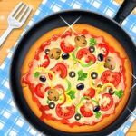 Cooking Pizza Maker Kitchen Food Cooking Games 0.16  (MOD, Unlimited Money)