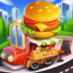 Cooking Travel – Food truck fast restaurant 1.1.7.2 (MOD, Unlimited Money)