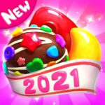 Crazy Candy Bomb – Sweet match 3 game 4.7.1 (MOD, Unlimited Money)