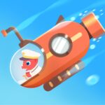 Dinosaur Submarine: Games for kids & toddlers 1.0.6 (MOD, Unlimited Money)