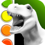 Dinosaurs 3D Coloring Book 1.8 (MOD, Unlimited Money)