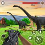 Dinosaurs Hunter Wild Jungle Animals Shooting Game 4.2 (MOD, Unlimited Money)