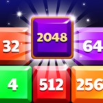 Drop Numbers 2048 1.32  (MOD, Unlimited Money)