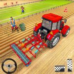 Farming Tractor Driver Simulator : Tractor Games 2.7 (MOD, Unlimited Money)