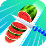 Food Slicer – Slice Veggies, Fruits, Bread, Cakes 1.41 (MOD, Unlimited Money)