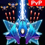 Galaxy Attack – Space Shooter – Galaxia 0.8 (MOD, Unlimited Money)