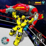 Grand Robot Ring Fighting 2020 : Real Boxing Games  1.20  (MOD, Unlimited Money)