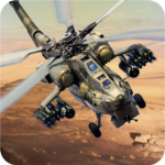 Helicopter Combat Gunship – Helicopter Games 2020 1.18 (MOD, Unlimited Money)