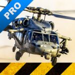 Helicopter Sim Pro 2.0.4 (MOD, Unlimited Money)