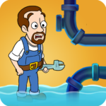 Home Pipe: Water Puzzle 3.6 (MOD, Unlimited Money)