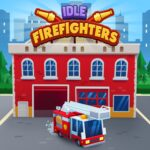 Idle Firefighter Tycoon – Fire Emergency Manager 0.14  (MOD, Unlimited Money)