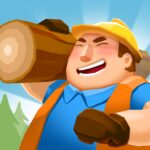 Idle Forest Lumber Inc: Timber Factory Tycoon 1.2.9 (MOD, Unlimited Money)
