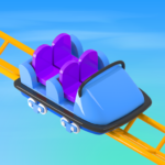 Idle Roller Coaster 2.6.3 (MOD, Unlimited Money)