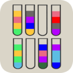 Impossible Water Sort 2D – Water Color Sort Puzzle 2.0 (MOD, Unlimited Money)