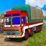 Indian Truck Simulator 2021: New Lorry Truck Games 1.6 (MOD, Unlimited Money)