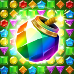 Jungle Gem Blast: Match 3 Jewel Crush Puzzles 4.3.4 (MOD, Unlimited Money)