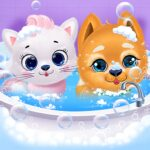 Kitty & Puppy Best Friends Pet Vet Care 1.0.3 (MOD, Unlimited Money)