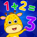 Learn 123 Numbers Counting for Kids Math Games 2.6  (MOD, Unlimited Money)
