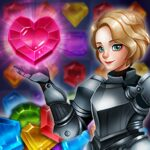 Magical Jewels of Kingdom Knights: Match 3 Puzzle 1.9.2 (MOD, Unlimited Money)