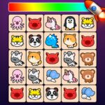 Match Animal- Free Tile master&Match Brain Game 2.0 (MOD, Unlimited Money)
