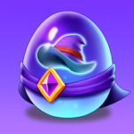Merge Witches – merge&match to discover calm life 1.0.0  (MOD, Unlimited Money)