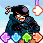 Music Fighter Whitty FNF Game 1.0 (MOD, Unlimited Money)