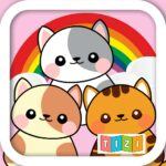 My Cat Town😸 – Free Pet Games for Girls & Boys 1.2 (MOD, Unlimited Money)