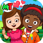 My Town : Best Friends' House games for kids 1.08 (MOD, Unlimited Money)