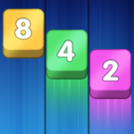 Number Tiles – Merge Puzzle 1.0.7 (MOD, Unlimited Money)