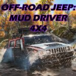 Off-road jeep: Mud driver 4×4 1.0.1  (MOD, Unlimited Money)