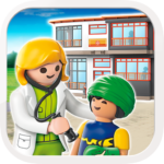 PLAYMOBIL Children's Hospital 1.0 (MOD, Unlimited Money)