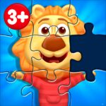 Puzzle Kids – Animals Shapes and Jigsaw Puzzles 1.4.1 (MOD, Unlimited Money)