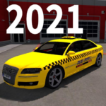 Real City Taxi Simulator 2021 : Taxi Drivers 1.99 (MOD, Unlimited Money)