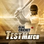 Real Cricket™ Test Match 1.0.7 (MOD, Unlimited Money)