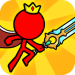 Red Stickman : Animation vs Stickman Fighting 2.2.8  for (MOD, Unlimited Money)