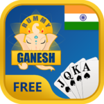 RummyGanesh – Indian Rummy Card Game Online 1.0.8  (MOD, Unlimited Money)